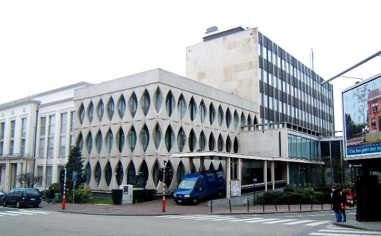 B timents administratifs maison communale d 39 etterbeek for Auderghem maison communale