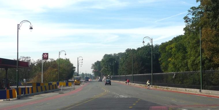 Vers la chauss e de vilvoorde et pont van praet avenue for Avenue jules dujardin 5