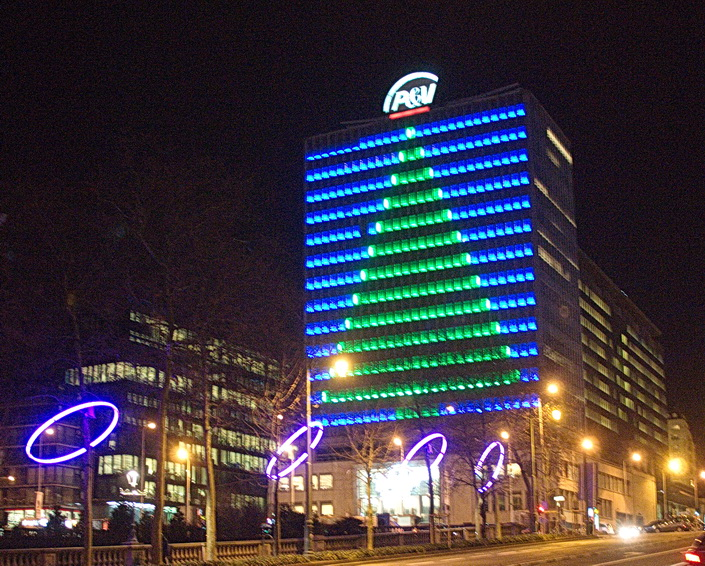 Illuminations fin 2015 boulevard du jardin botanique for Boulevard du jardin botanique 20