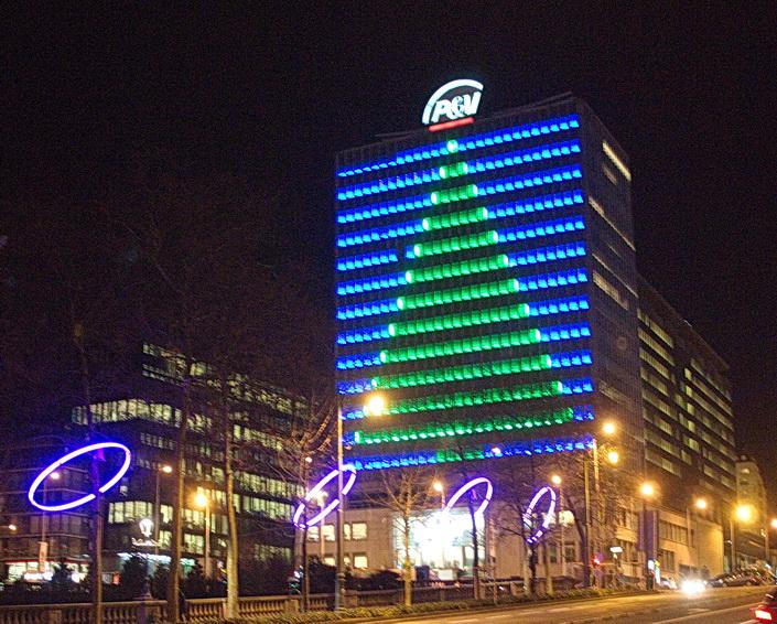 Illuminations fin 2015 boulevard du jardin botanique for Boulevard jardin botanique