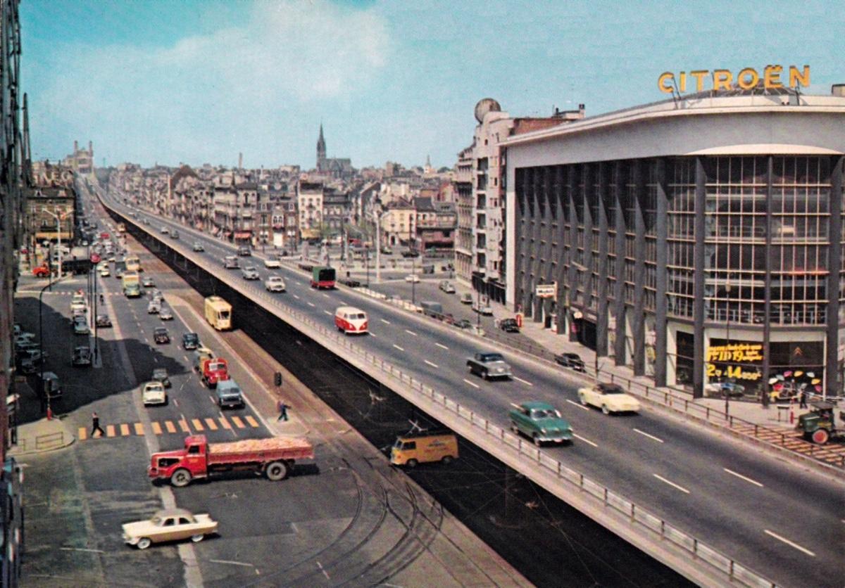 Traffic Ring Bruxelles