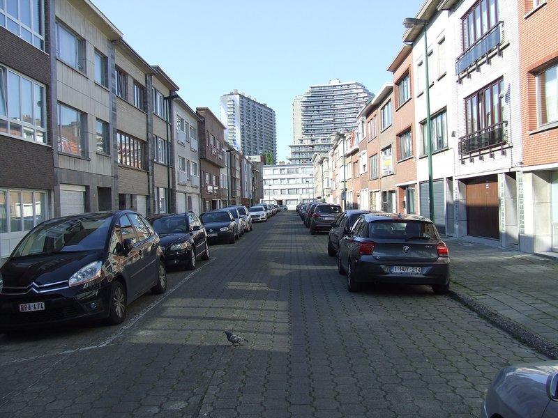 direction de la rue de la Belle au Bois Dormant (Rue de la Cavatine ~ Rue De La Belle Au Bois Dormant