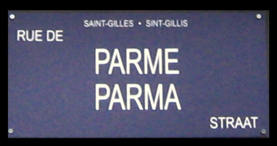 Localisation de 39 rue de parme 39 sur 8 plans de bruxelles for Rue de parme