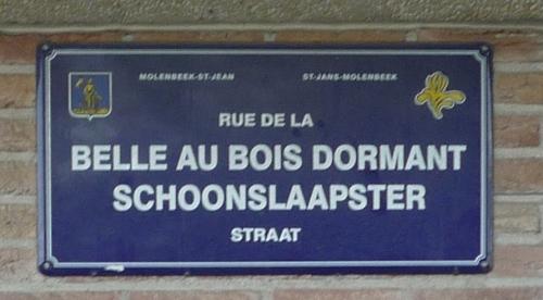 Rue de la Belle au Bois Dormant (3 photos) ~ Rue De La Belle Au Bois Dormant