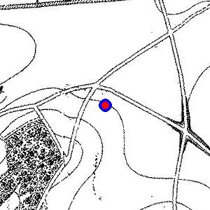 Localisation de 'Uccle' sur 7 plans de Bruxelles